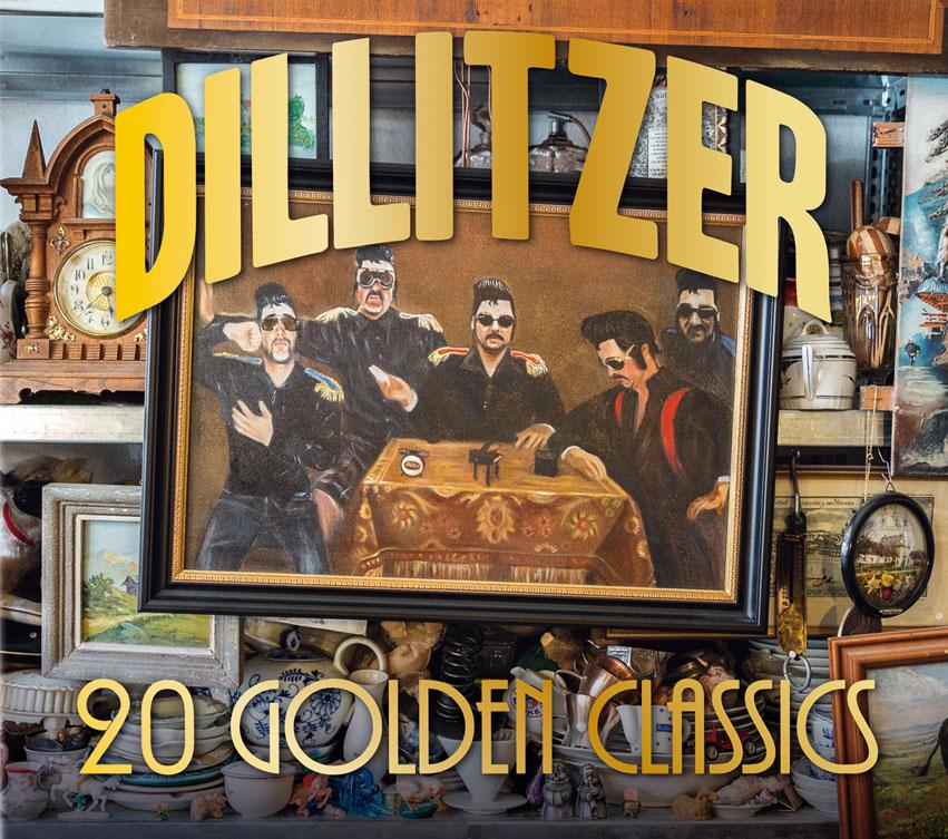 20 Golden Classics - Das Dillitzer-Album 2015