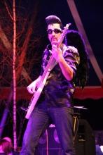 King Dillitzer Live auf der Tief-im-Wald-Bühne, Winter-Tollwood 2011