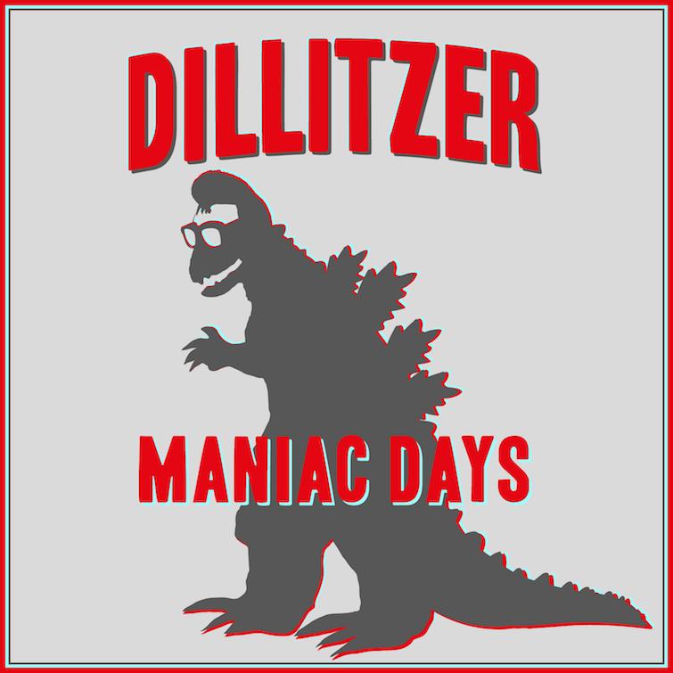 Maniac Days - Die Dillitzer-EP 2017